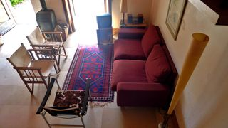 Colares house photo - Living room