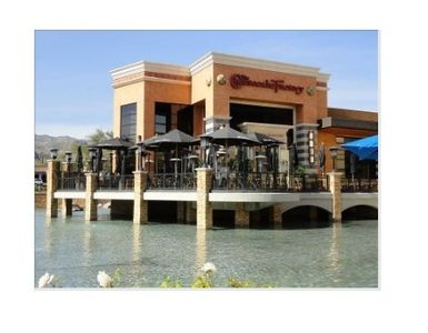 ENJOY THE GREAT RESTAURANTS @ 'THE RIVER' MALL - ONLY 10 MINUTES AWAY...