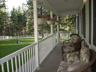 Rexford house photo - Have coffee on the front porch....