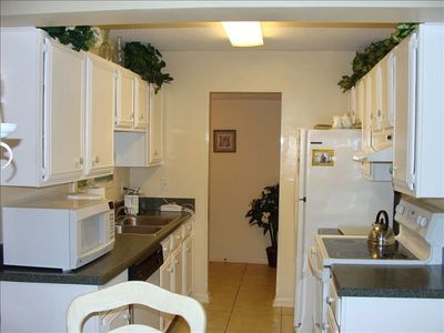 Miramar Beach condo rental - Complete kitchen