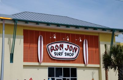 World Famous Ron Jon Surf Shop at Pier Park