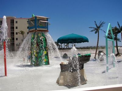 Water Splash Garden - a favorite with the little ones!!!