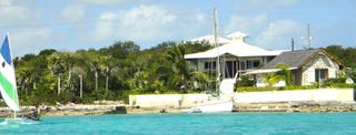 Great Exuma cottage photo - 007 Beach House from the Ocean