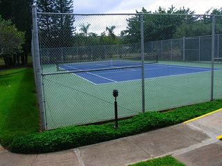 Kahuku - Turtle Bay condo photo - Tennis courts