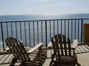 Maisons-Sur-Mer condo rental - Balcony view from #911