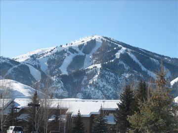 Ketchum condo rental - Baldy Mountain