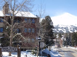 Park Place Breckenridge condo photo - Shuttle Pickup