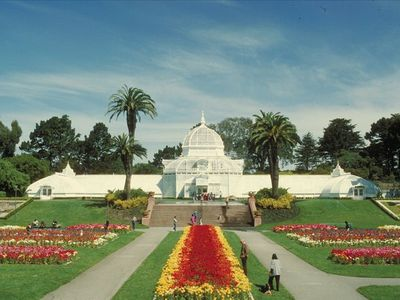 Conservatory of Flowers-Golden Gate Park
