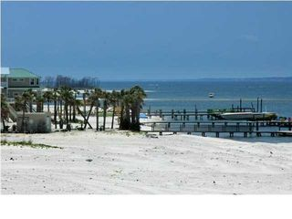 Navarre Beach condo photo - Sound Side