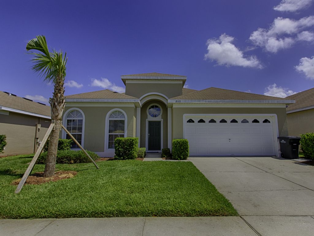 F2710 Stunning 4 Br 3 Ba Home Private Pool Windsor Palms 3425902