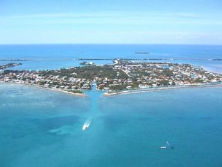 Duck Key house photo - Aerial Photo of our Beautiful Island - Easy Boating Access to Atlantic & Gulf