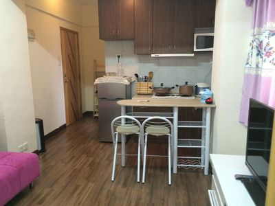 Modern Mong Kok apartment for 4ppl