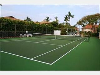 Kailua Kona condo photo - Onsite Tennis Courts!