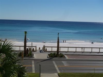 Majestic Sun condo rental - View from balcony