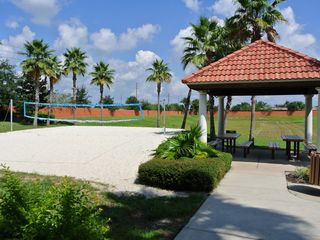 Solana Resort villa photo - Picnic area with beach volleyball court
