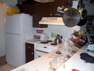 Madaket townhome photo - full kitchen