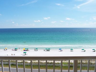 Gorgeous View from Your Balcony in Beach Retreat 404