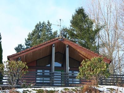 Aberfeldy, Loch Tay and Glen Lyon chalet rental - The Crannog