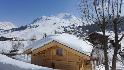 Beautiful charming chalet in Le Grand Bornand