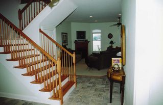 Vacation Homes in Ocean City house photo - Foyer Stairway