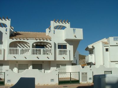 Puerto de Mazarron apartment rental - FRONT OF HOUSE