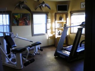 Bayfield house photo - Exercise room