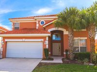 6BR/4Master/5.5Bath/South-facing pool/Lanai/WiFi/Game/Disney