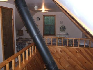 Theresa cottage photo - One of 2 sleeping lofts