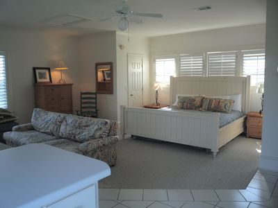 Santa Rosa Beach house rental - Separate roomy studio sleeps 4