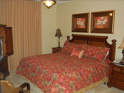 Second Master Bedroom with King Size Bed