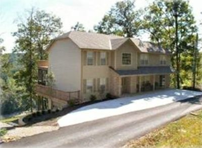 Breathtaking lake & Mountain views from this 5 bedroom 5 1/2 bath home!