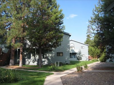 Sunriver condo rental - Condo Building, Unit on Main Floor