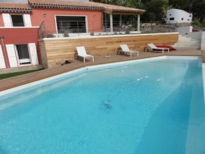 Holiday house, 220 square meters , Saint-cyr-sur-mer, Provence and Cote d