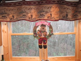 Ellijay cabin photo - There's No Place Like The Mountains For The Holidays!