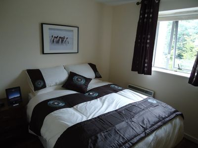 Second Bedroom - Can be configured as 2 singles