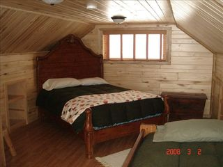 Orr cabin photo - Sleeps 6 people