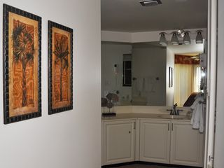 Treasure Island condo photo - master bath