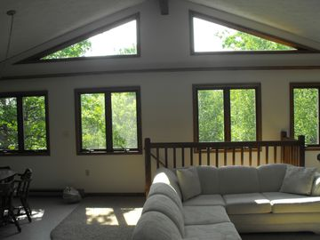 Emerald Lakes house rental - Summer Woodland View