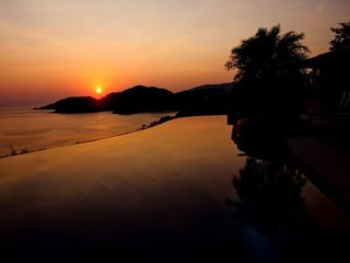 Zihuatanejo villa photo - Peaceful evening