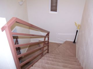 Ventura townhome photo - staircase