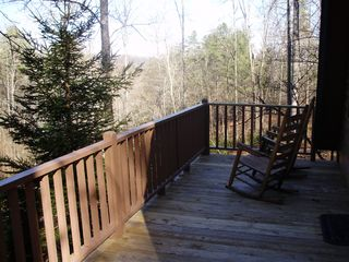 Blairsville cabin photo - Relax and unwind