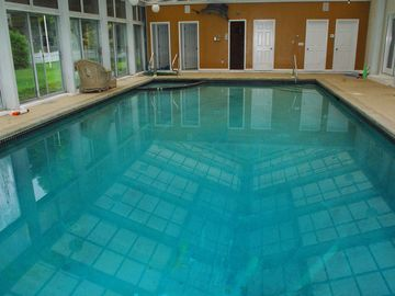 pool and bathroom, spa, sauna, steamer