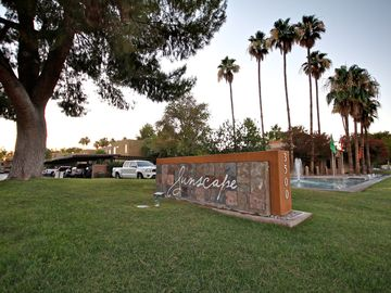 Old Town Scottsdale condo rental - Entrance To resort