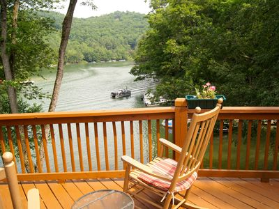 Glenville Vacation Rental - VRBO 130754 - 5 BR Lake Glenville