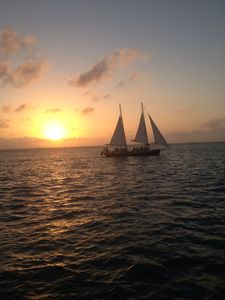 Beautiful Key West sunset!