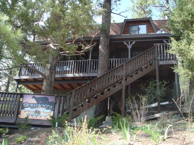Enjoy Big Bear @ CTH during any season! The great outdoors is only a click away!