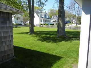 Rockport house photo - View of yard