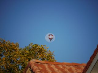 Albuquerque house photo - Balloon on the MOON