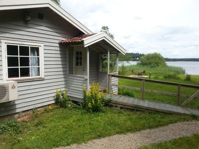 Family with beach location. Renovated, Boat, Wifi, electricity included. 32kmGOT