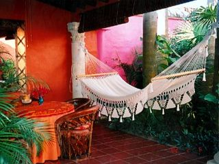 Sayulita house photo - PERFECT SPACE FOR AFTERNOON SIESTA OR A PEACEFUL AREA TO READ